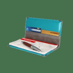 étui chéquier carte bancaire cartes de fidélité papiers identité carte d'identité permis de conduire my color pop petite maroquinerie made in france fabrication francaise