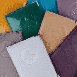 Protège passeport blindé