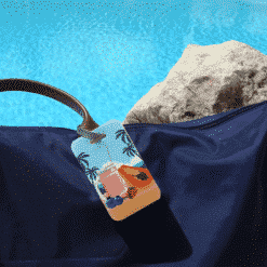 Etiquette sac ou bagage